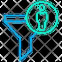 Employee Conversion Icon