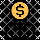 Employee Cost Employee Salary Employee Wages Icon