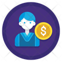 Employee Costs Icon