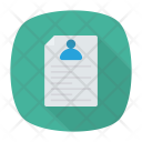 Employee Detail Document Icon
