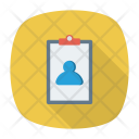 Employee Account Details Icon
