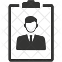 Employee Document Icon