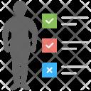 Employee Evaluation Icon