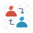 Employee Exchange Icon