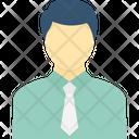 Employee Flat Icon