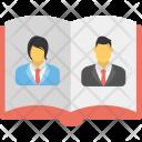 Employee Handbook Manual Icon