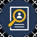 Employee Hunting Icon