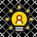 Employee Idea Icon