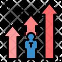 Employee Improvement Improve Icon