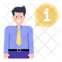 Hr Information User Information Employee Information Icon