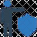 Employee Insurance Employee Protection Protection Icon