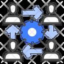 Employee Involvement Icon
