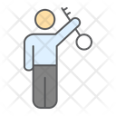Employee Key Icon