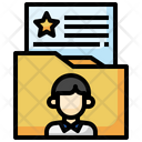 Employee Letter Icon