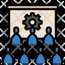 Employee Management Icon