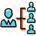 Employee Management Human Resource Human Resource Management Icon