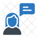 Employee Message Icon