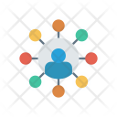 Employee network Icon
