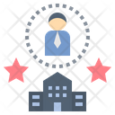 Employee Of The Year Icon