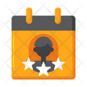 Employee Of The Year Best Employee Employee Of The Month Icon