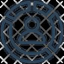Seo Web Account Icon