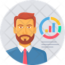 Presentation Business Chart Icon