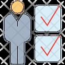 Employee Performance Icon