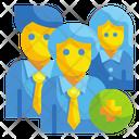 Employee Plus Recruitment Add Icon