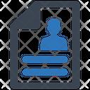 Employee Portfolio Icon
