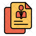 Employee Profile Icon