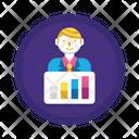 Employee progress Icon