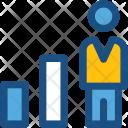 Promotion Progress Job Icon