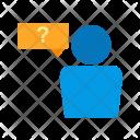 Employee query Icon