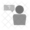Query Employee Question Icon