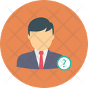 Employee Question Icon