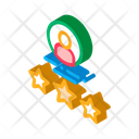 Avatar Business Chat Icon