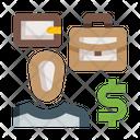 Employee Salary Worker Salary Salary Icon