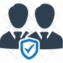 Employee security Icon