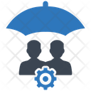 Employee Security Worker Secuirty Ability Icon