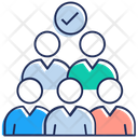 Employee Selection Icon