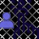 Employee Selection Selection User Selection Icon