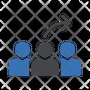 Employee Selection Icon