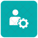 Employee setting Icon