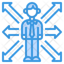 Skills Recruitment Arrow Icon