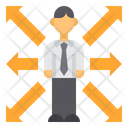 Skills Recruitment Arrow Icon