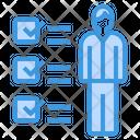 Employee skills Icon