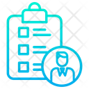 Business Task Clipboard Icon