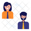 Employee Shift Employee Turnover Staff Turnover Icon