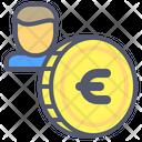 Euro Coin Coin Euro Icon