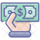 Employee Wages Employee Benefits Payroll Icon